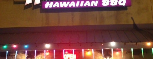 Waikikie Hawaiian BBQ is one of Atlanta.