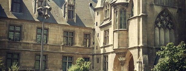 Musée de Cluny | Musée national du Moyen-Âge is one of Fleur's Paris.