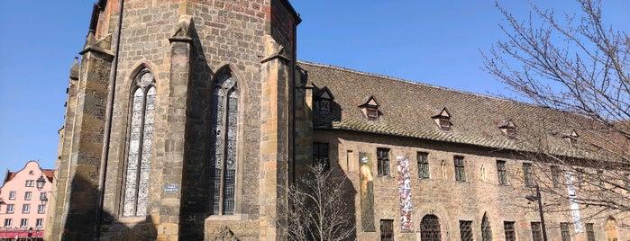 Musée d'Unterlinden is one of Alsace.