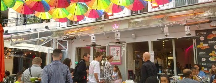 Le Ju' is one of Paris 1/2.