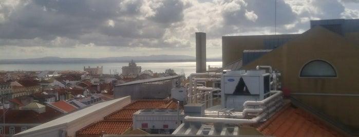 Miradouro do Elevador de Santa Justa is one of LISBON THINGS TO DO.