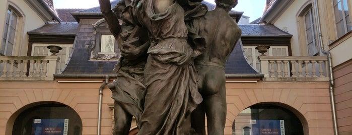 Musée Bartholdi is one of Strazburg Frankfurt Heidelberg.