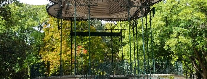 Coreto do Jardim da Estrela is one of Lapa, Lisbon 2020.
