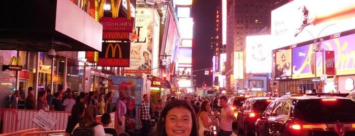 Таймс-сквер is one of Milli : понравившиеся места.