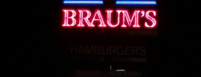 Braum's Ice Cream and Dairy is one of Dana : понравившиеся места.