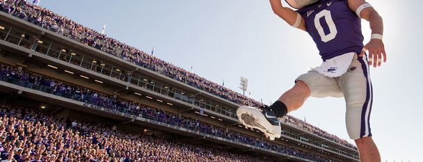 Bill Snyder Family Stadium is one of Sporting Venues To Visit.....