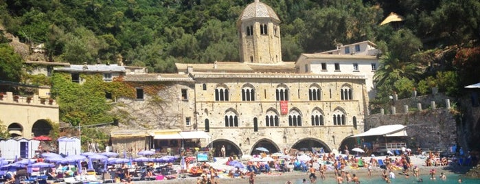 Abbazia di San Fruttuoso is one of My favourite places in Riviera Ligure di Levante.
