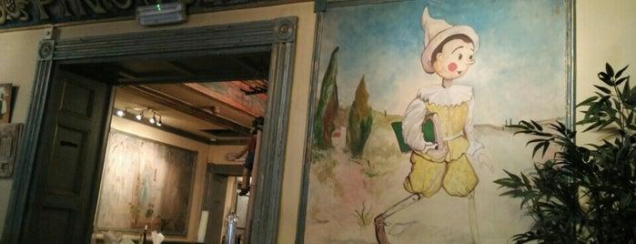 Pinocchio Il Ristorante is one of Newcastle.