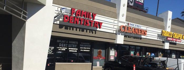 Family Dentistry is one of สถานที่ที่ Steve ถูกใจ.