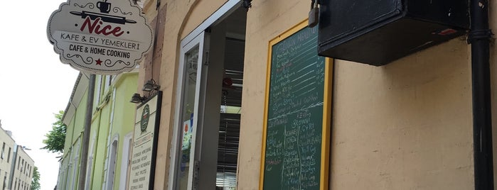 Nice Kafe & Ev Yemekleri is one of Lieux qui ont plu à Banu.
