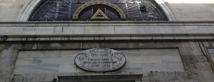Üç Horan Ermeni Kilisesi is one of Gezelim Görelim Eski İstanbul.