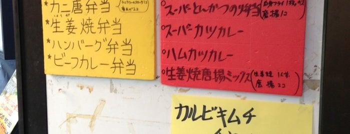 たきたて 早稲田店 is one of ワセメシ.