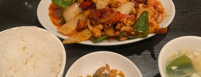 西安料理 張家 恵比寿店 is one of Must to Eat.