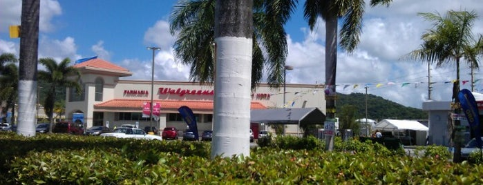 Walgreens is one of Puerto Rico.
