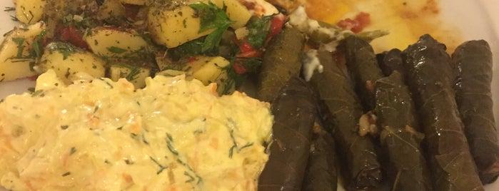 temiz&leziz ev yemekleri is one of Lugares guardados de Turkay.