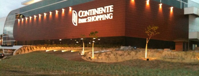 Continente Park Shopping is one of Locais curtidos por Micael Helias.