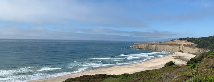 Tunitas Beach is one of HWY1: SF to Davenport.