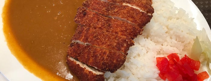 Muracci's Japanese Curry & Grill is one of Lieux qui ont plu à Marc.