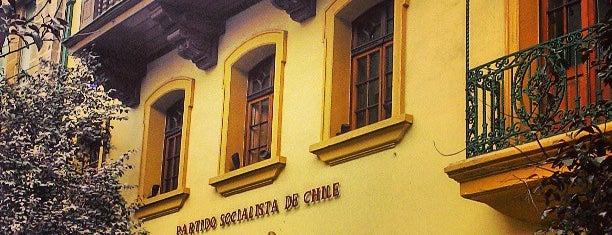 Partido Socialista is one of Posti che sono piaciuti a Arlette.