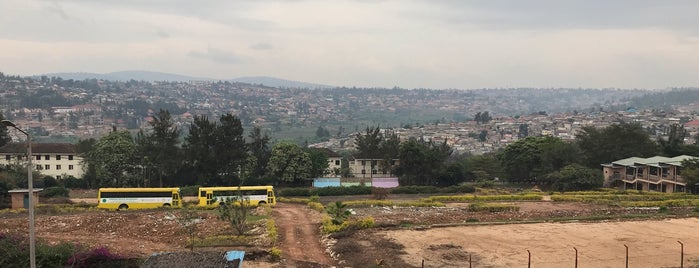 Kigali is one of Lugares favoritos de Alan.