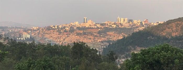 Kigali is one of Lugares favoritos de Alan.