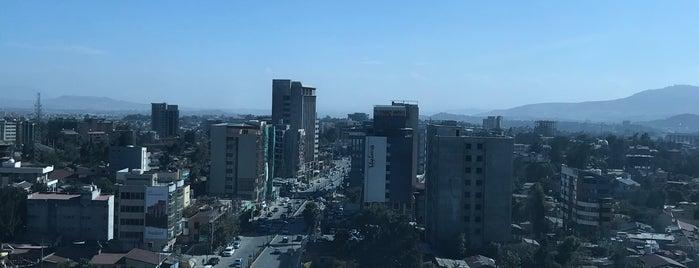Addis Ababa is one of สถานที่ที่ TARIK ถูกใจ.