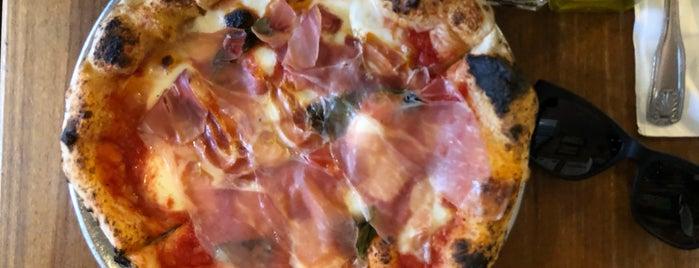San Matteo Pizza Espresso Bar is one of New York City.