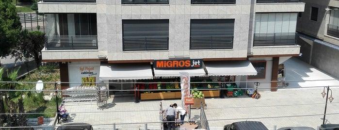 Migros is one of Faruk : понравившиеся места.
