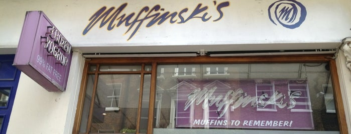 Muffinski's is one of London.Food.