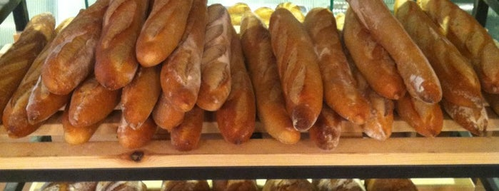 Breads Bakery is one of Dessert.