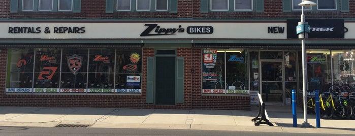 Zippy's Bike is one of Lieux qui ont plu à Phillip.