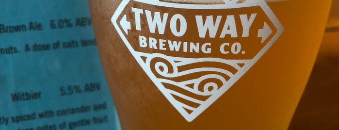 2 Way Brewing Company is one of Breweries.