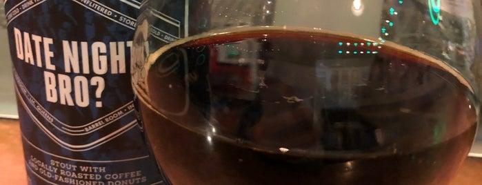 Big Alice Brewing is one of Lieux qui ont plu à Daniel.
