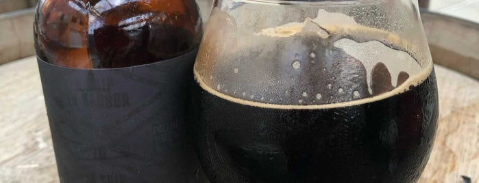 Big Alice Brewing is one of Astoria.