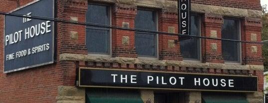 The Pilot House is one of Lieux qui ont plu à Katherine.