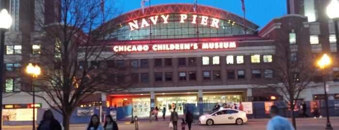 Navy Pier is one of Revisiting the Great Road Trip to SD.