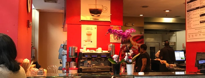 Food Emporium Illy Cafe is one of NYC Coffee.