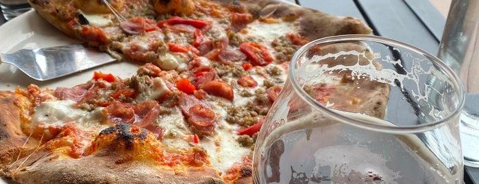 Hearth Artisan Pizza is one of Alaska.