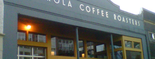 Victrola Cafe and Roastery is one of Seattle + Portland Fall 2015.