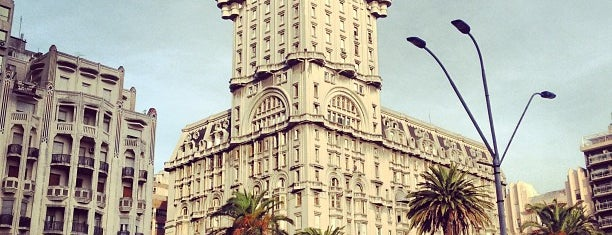 Palacio Salvo is one of Best places in Montevideo, Uruguay.