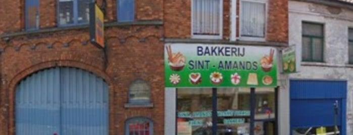 Bakkerij Istanbul is one of Restaurants Gent.