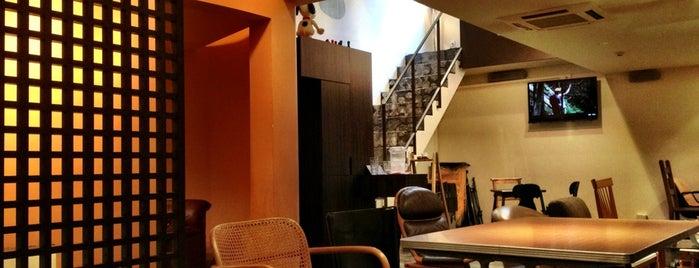 Pillar Cafe is one of 食べ、飲みに行きたい.