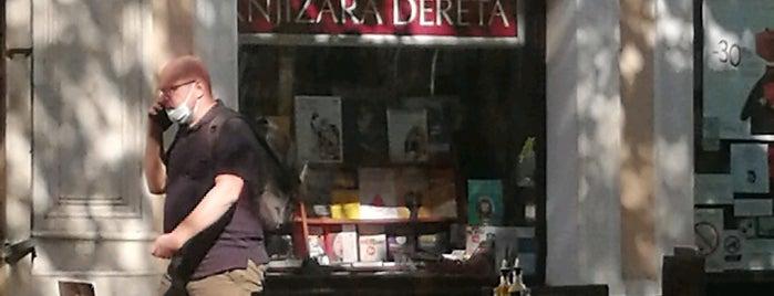 Dereta is one of Belgrad.