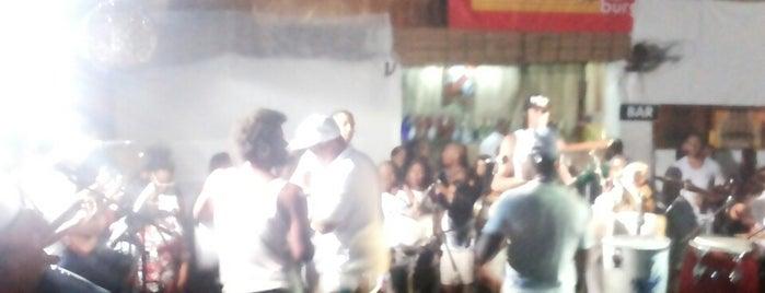 Samba Mocidade is one of VAMOS LA.....