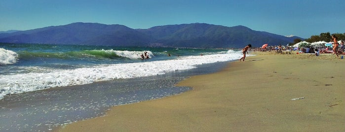 Asprovalta Beach is one of George's Liked Places.