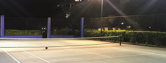 KPTC - Kangaroo Point Tennis Court is one of Lugares guardados de João.