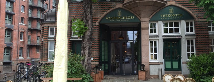 Wasserschloss is one of Best of Hamburg.