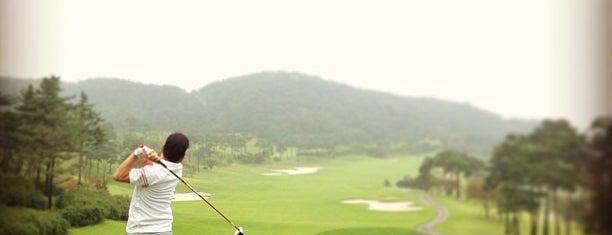 가평 베네스트 CC is one of EunKyu 님이 좋아한 장소.