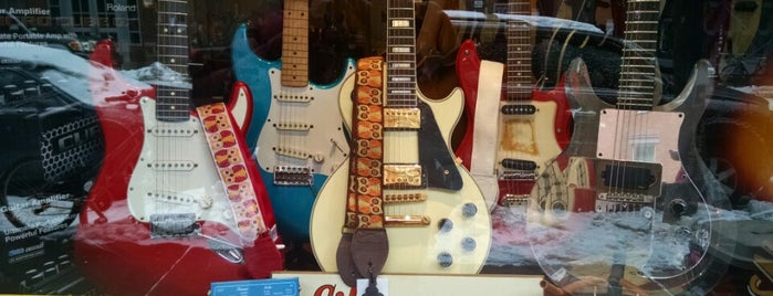 Rivington Street Guitars is one of Near Standard East Village.