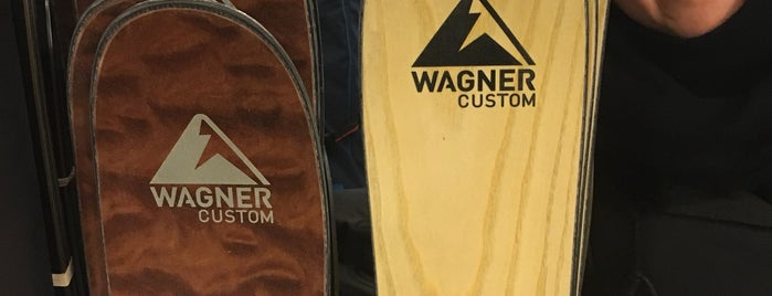 Wagner Custom Skis is one of Telluride 2020.